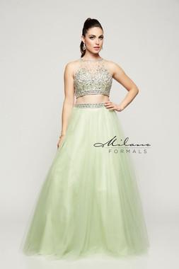 Milano Formals E2097 - Special Occasion Dress