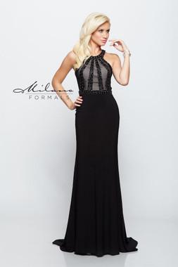 Milano Formals E2098 - Special Occasion Dress