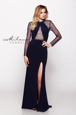 Milano Formals E2100 - Special Occasion Dress