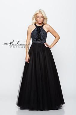 Milano Formals E2104 - Special Occasion Dress