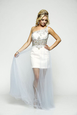 Milano Formals E2106 - Special Occasion Dress