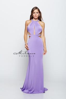 Milano Formals E2107 - Special Occasion Dress