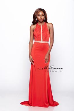 Milano Formals E2112 - Special Occasion Dress