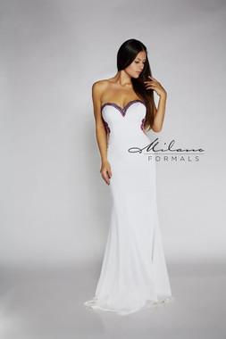 Milano Formals E2115 - Special Occasion Dress