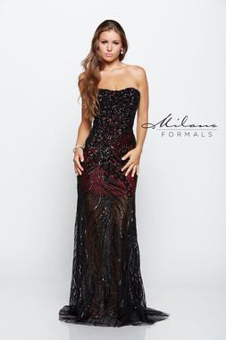 Milano Formals E2117 - Special Occasion Dress