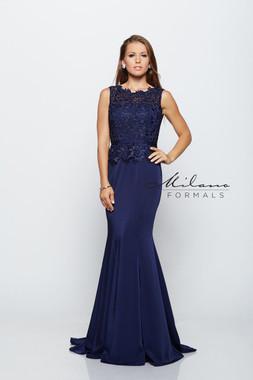 Milano Formals E2121 - Special Occasion Dress