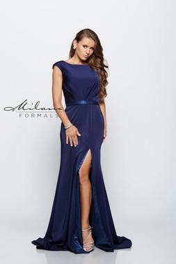 Milano Formals E2136 - Special Occasion Dress