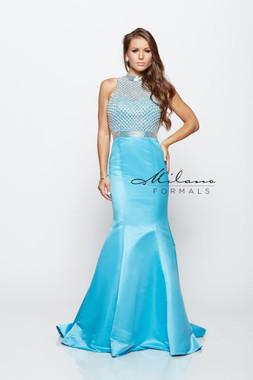 Milano Formals E2140 - Special Occasion Dress