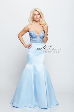 Milano Formals E2143 - Special Occasion Dress