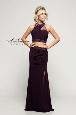 Milano Formals E2148 - Special Occasion Dress