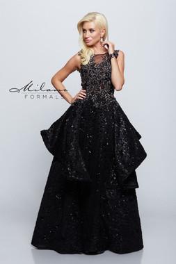 Milano Formals E2150 - Special Occasion Dress