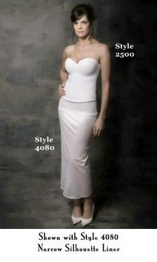 Empire Intimate Style 2500 - Seamless Molded Bustier