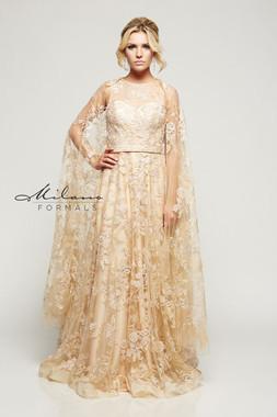 Milano Formals E2158 - Special Occasion Dress