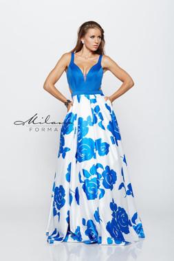 Milano Formals E2159 - Special Occasion Dress