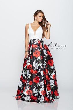 Milano Formals E2160 - Special Occasion Dress