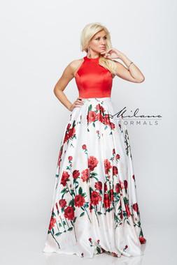 Milano Formals E2161 - Special Occasion Dress