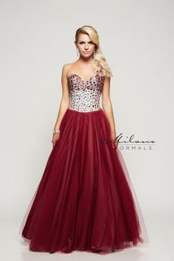 Milano Formals E2169 - Special Occasion Dress