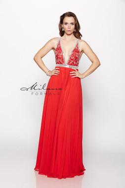 Milano Formals E2173 - Special Occasion Dress