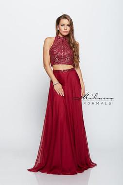 Milano Formals E2178 - Special Occasion Dress