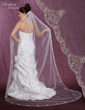 Symphony Bridal Veil - Style 6001VL