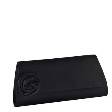 Liz Rene Handbag Casey - B714 Black Stain