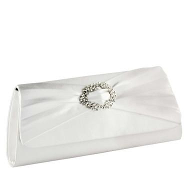 Liz Rene Handbag Noelle - B724 White Stain