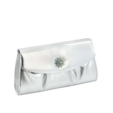 Liz Rene Handbag Dani- B742 Silver