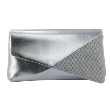 Liz Rene Handbag Morgan - B765 Silver