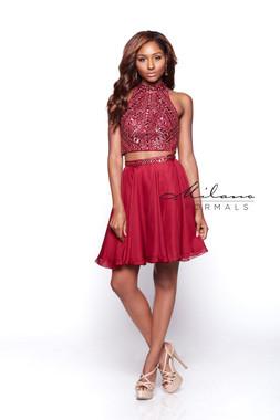 Milano Formals E2078 -  Special Occasion Dress