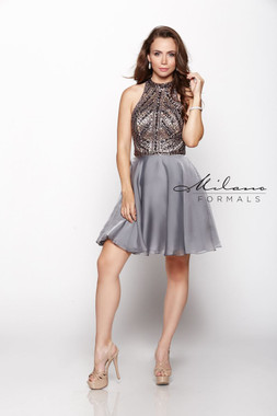 Milano Formals E2077 -  Special Occasion Dress