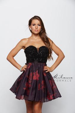 Milano Formals E2067 -  Special Occasion Dress