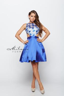 Milano Formals E2059 -  Special Occasion Dress