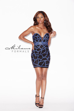 Milano Formals E2050 -  Special Occasion Dress