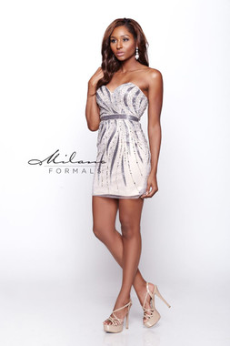 Milano Formals E2049 -  Special Occasion Dress