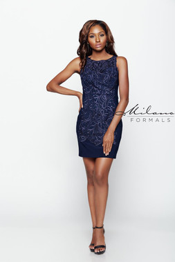 Milano Formals E2040 -  Special Occasion Dress