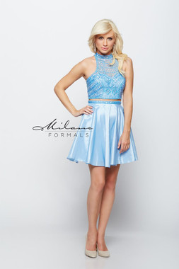 Milano Formals E2039 -  Special Occasion Dress