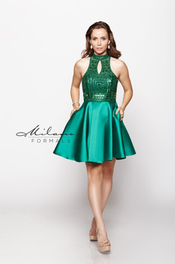 Milano Formals E2036 -  Special Occasion Dress