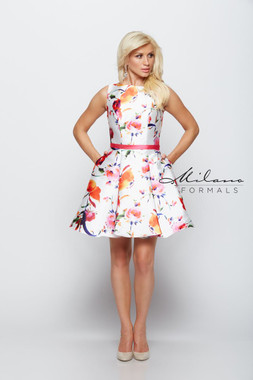 Milano Formals E2029 -  Special Occasion Dress