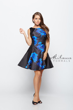 Milano Formals E2028 -  Special Occasion Dress