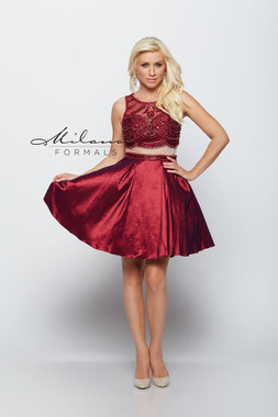 Milano Formals E2027 -  Special Occasion Dress