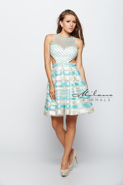 Milano Formals E1986 -  Special Occasion Dress