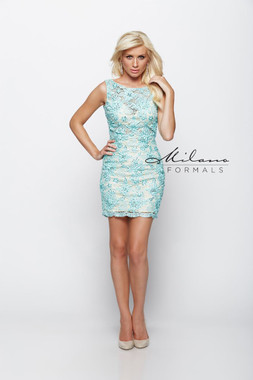 Milano Formals E1983 -  Special Occasion Dress