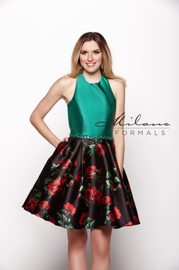 Milano Formals E1980 -  Special Occasion Dress