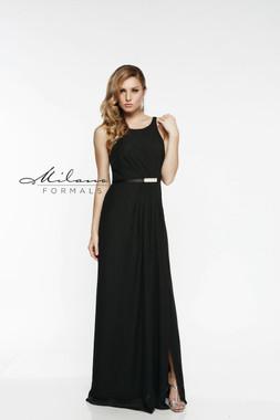 Milano Formals E1827 - Chiffon - Special Occasion Dress