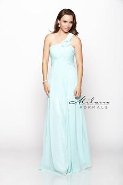 Milano Formals E1729 - Chiffon - Special Occasion Dress