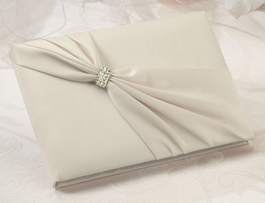 Guest Book by Lillian Rose - Ivory