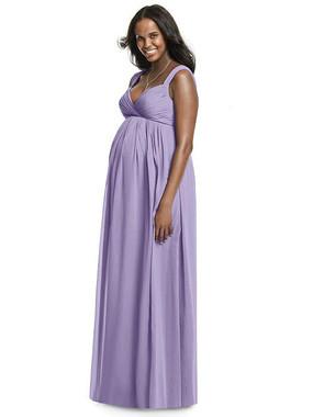 Dessy Maternity Style M433 - Lux Chiffon