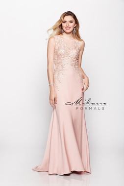 Milano Formals E1887 -  Special Occasion Dress