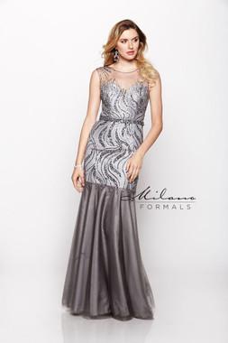 Milano Formals E1907 -  Special Occasion Dress