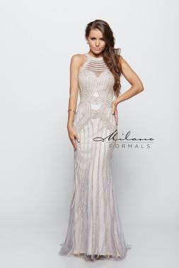 Milano Formals E1921 -  Special Occasion Dress